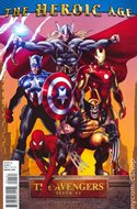 The Avengers Vol. 4 (2010-2013 Variant Cover) (Comic Book) #1.2