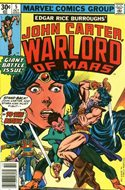 John Carter Warlord of Mars Vol 1 (Comic Book) #5