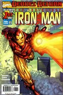 Iron Man Vol. 3 (1998-2004) (Comic-book) #1