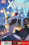 X-Force Vol. 4 (2014-2015) (Comic Book) #4