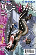 Catwoman Vol. 4 (2011-2016) New 52 (saddle-stitched) #1
