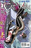 Catwoman Vol. 4 (2011-2016) New 52 (Comic Book) #1