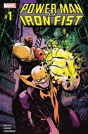 Power Man and Iron Fist Vol. 3 (2016) (Comic Book) #1