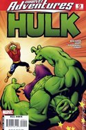 Marvel Adventures Hulk (Comic Book) #9