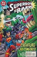 Superboy and The Ravers (Saddle-Stitched) #4