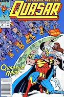 Quasar Vol. 1 (1989-1994) (Comic.Book) #4