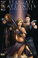 Stargate Atlantis. Singularity (comic book) #3