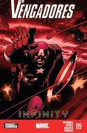 Los Vengadores: Infinity (Rústica) #9