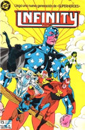 Infinity Inc. (1986-1988) (Grapa) #8