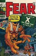 Adventure into Fear (Comic Book. 1970 - 1975) #2