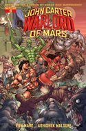 John Carter, Warlord of Mars (Saddle-stitched) #5