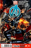 Avengers Vol. 5 (2013-2015) (Comic Book) #2