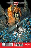 Fantastic Four Vol. 4 (Comic Book) #4