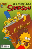 Simpson. Olé! (Rústica, portadas en relieve. 48 pp. Color.) #6