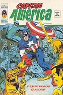 Capitán América Vol. 3 (1975-1980) (Grapa) #7