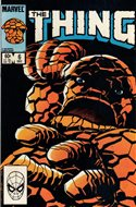The Thing (1983-1986) (Comic Book) #6