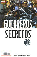 Guerreros secretos (2009-2012) (Grapa) #5