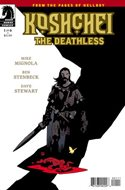 Koshchei the Deathless (Comic-book) #1