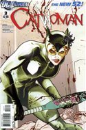 Catwoman Vol. 4 (2011-2016) New 52 (saddle-stitched) #3