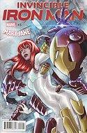 Invincible Iron Man (Vol. 3 2017-2018) (Grapa) #8.1