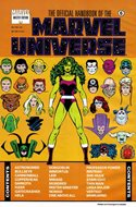 The Official Handbook of the Marvel Universe Master Edition (Softcover 48 pp) #6