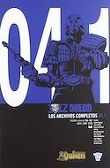 El Juez Dredd: Los Archivos Completos #9