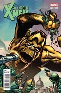 All-New X-Men Vol. 2 (Variant Cover) (Comic Book) #1.2