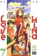 Love Hina (Manga, sentido de lectura oriental.) #7