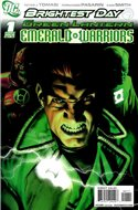 Green Lantern: Emerald Warriors (2010-2011) (Comic book 32 pages (2010-2011)) #1
