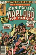 John Carter Warlord of Mars Vol 1 (Comic Book) #6