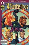 Los 4 Fantásticos Vol. 4 (2001-2003) (Grapa 24-48 pp) #1