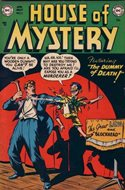 The House of Mystery (Grapa) #3