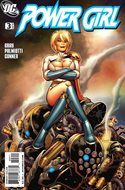 Power Girl (2009 - 2011) (saddle-stitched) #3