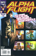 Alpha Flight Vol. 2 (1998-1999) (Grapa) #13