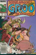 Groo The Wanderer Vol. 2 (1985-1995) (Grapa) #9