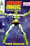 Capitán Marvel Vol. 1 (1969-1974) (Rústica) #1
