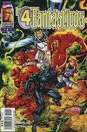 Los 4 Fantásticos Vol. 2 (1997-1998). Heroes Reborn (Grapa 24 pp) #4