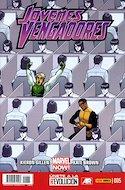 Jóvenes Vengadores Vol. 2 (2013-2014) (Grapa) #5
