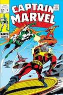 Captain Marvel Vol. 1 (Comic Book) #9