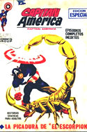 Capitán América Vol. 1 (Rústica. 1969-1974) #9