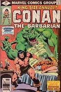 Conan The Barbarian Annuals (1973-1987) (Grapa, 48 págs.) #5