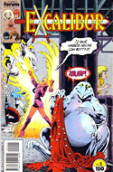 Excalibur Vol. 1 (1989-1995) (Grapa) #2