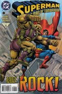 Superman The Man of Tomorrow Vol. 1 (Comic Book) #8