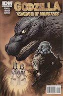 Godzilla: Kingdom of Monsters (Comic Book) #5