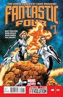 Fantastic Four Vol. 4 (Comic Book) #1