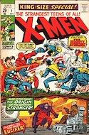 X Men Annual Vol 1 (Comic Book) #1