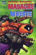Especial Mutantes (Grapa 40-48 pp) #4