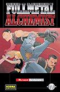 Fullmetal Alchemist (Rústica con sobrecubierta) #7