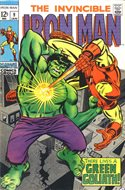 Iron Man Vol. 1 (1968-1996) (Comic book) #9