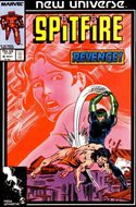 Spitfire and the Troubleshooters / Codename: Spitfire (Comic-book) #8